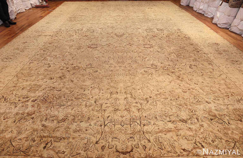 oversized antique kerman persian rug 49335 whole Nazmiyal