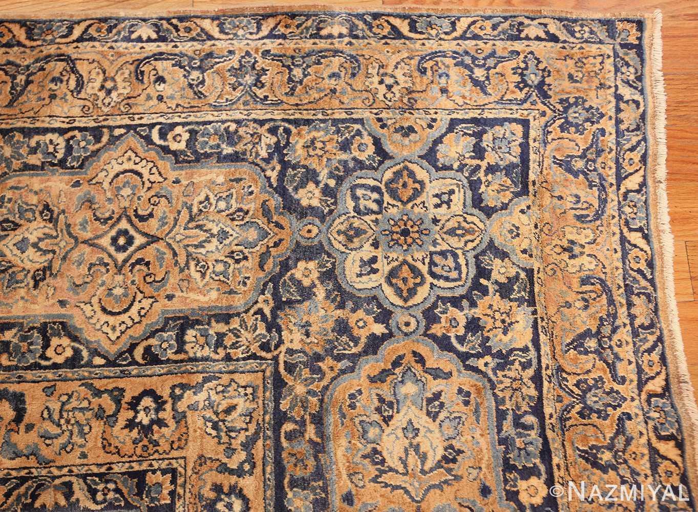 oversized antique kerman persian rug 50617 corner Nazmiyal
