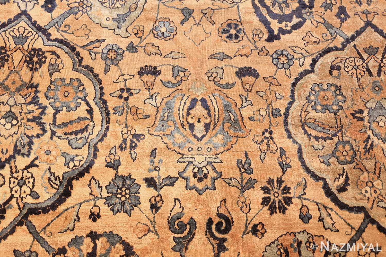 oversized antique kerman persian rug 50617 darkside Nazmiyal
