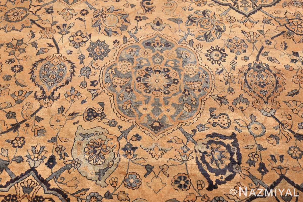 oversized antique kerman persian rug 50617 design Nazmiyal