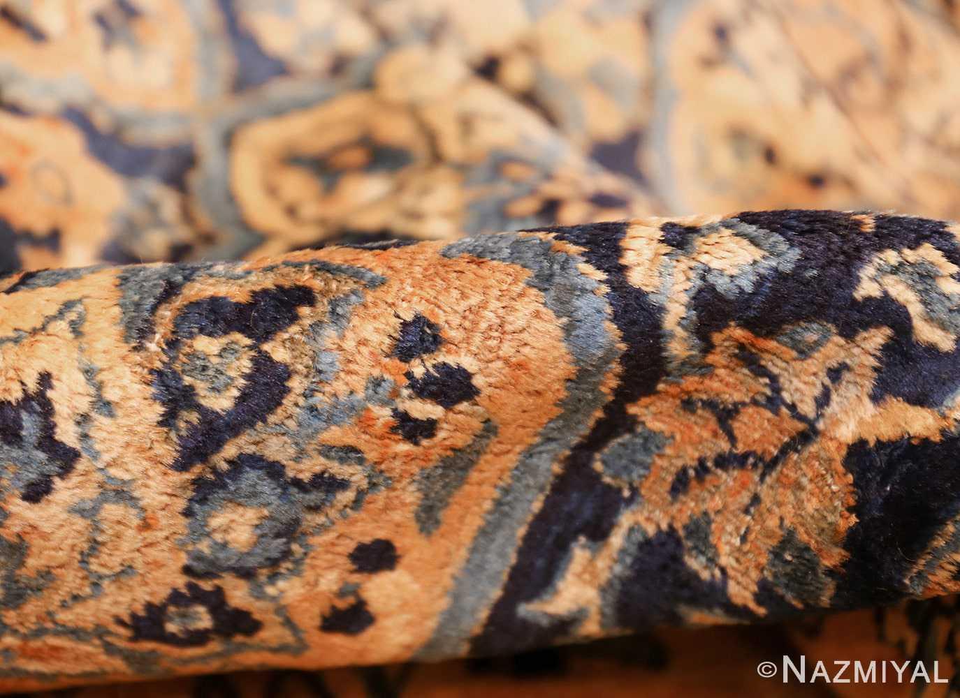 oversized antique kerman persian rug 50617 pile Nazmiyal