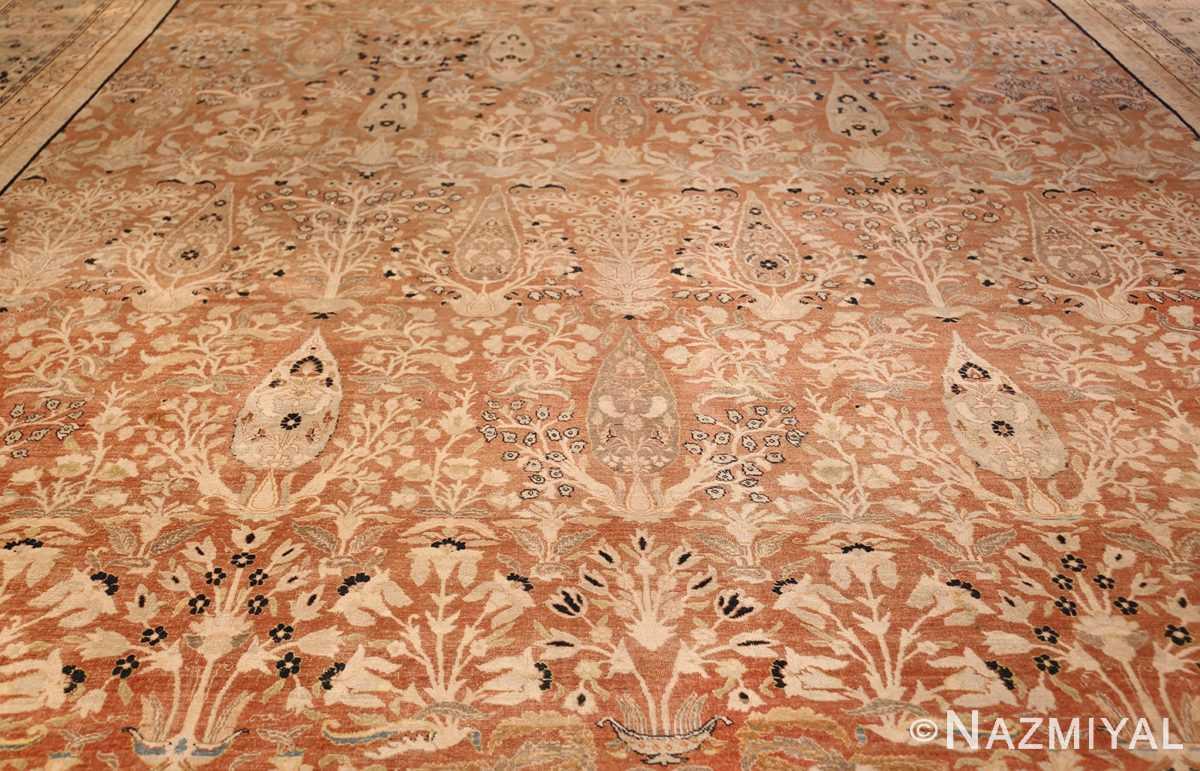 oversized antique tabriz haji jalili persian rug 49317 full Nazmiyal