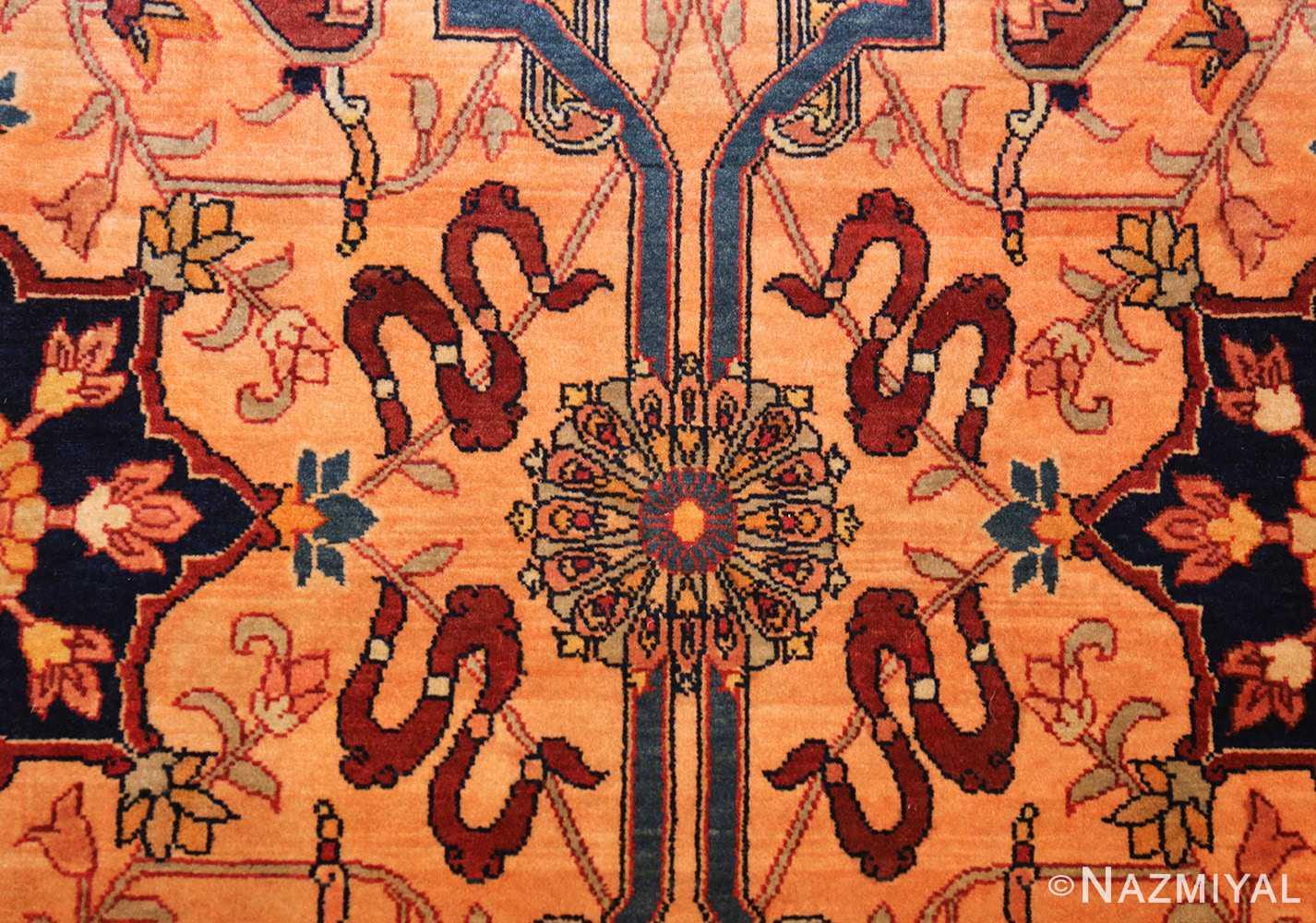 oversized antique tabriz persian rug 49297 clouds Nazmiyal
