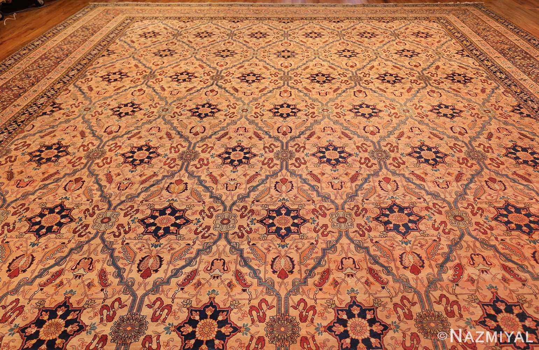 oversized antique tabriz persian rug 49297 whole Nazmiyal