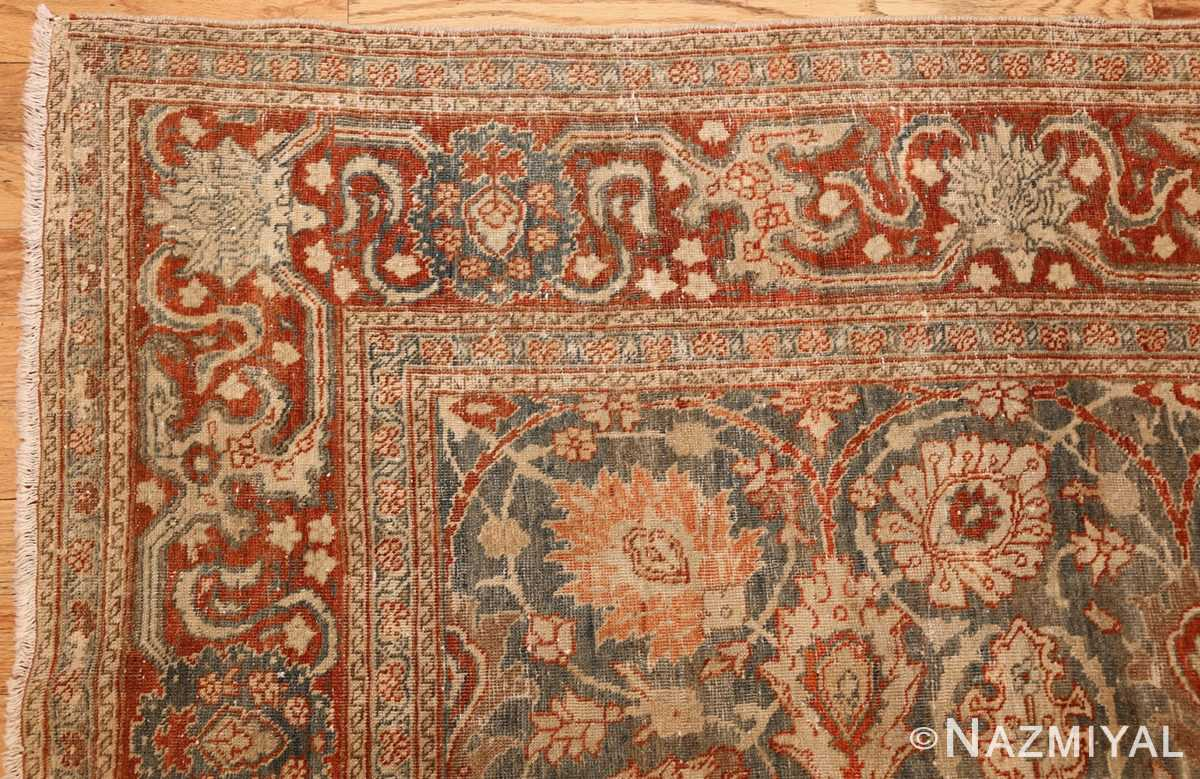roomsize antique tabriz persian rug 49354 corner Nazmiyal