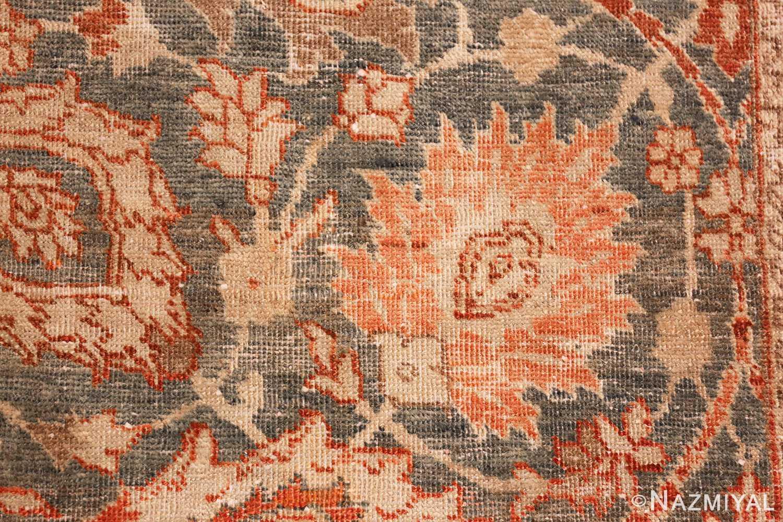 roomsize antique tabriz persian rug 49354 leaf Nazmiyal