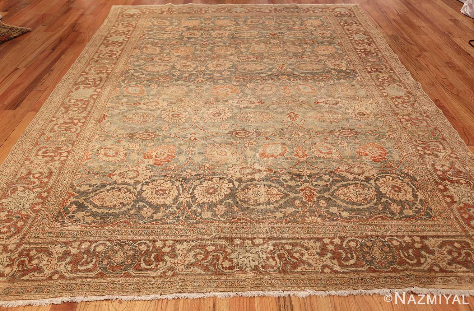 roomsize antique tabriz persian rug 49354 whole Nazmiyal