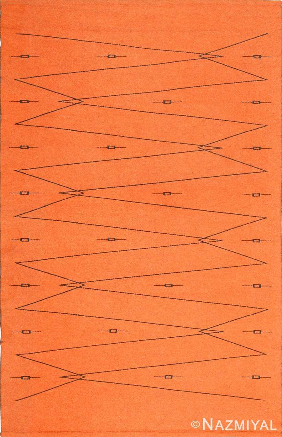 trilli design scandinavian kilim rug 49262 by mattokutomo oy Nazmiyal