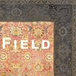 The Field of An Antique Rug by nazmiyal