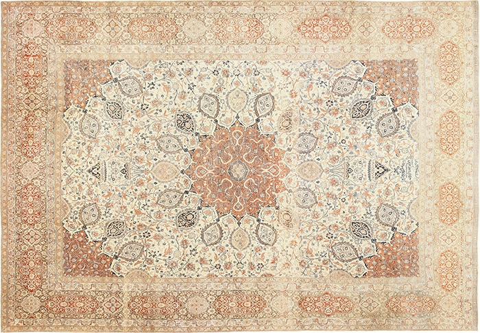 Large Persian Fine Quality Rugs by Nazmiyal