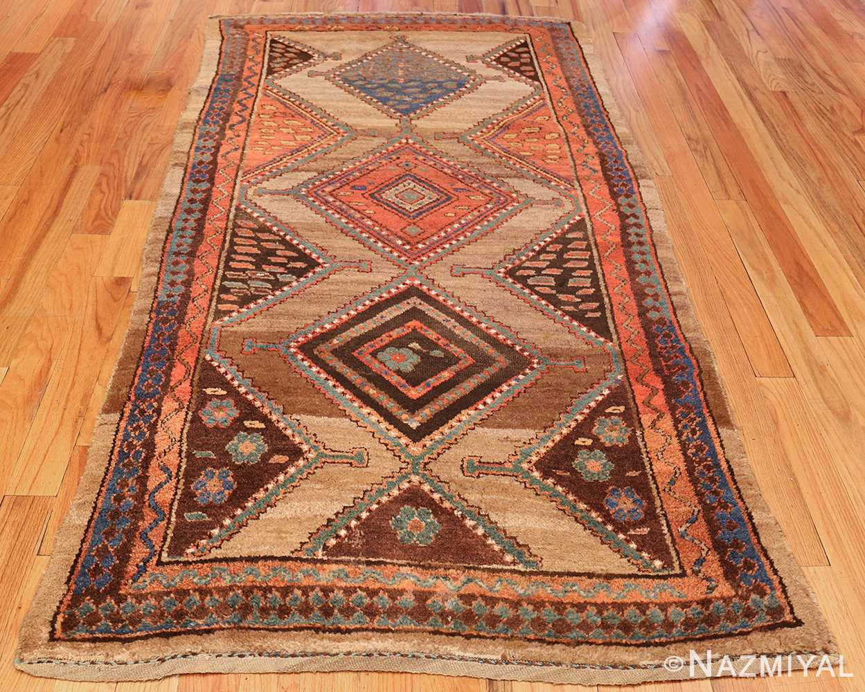 antique tribal kurdish persian rug runner 49275 whole Nazmiyal