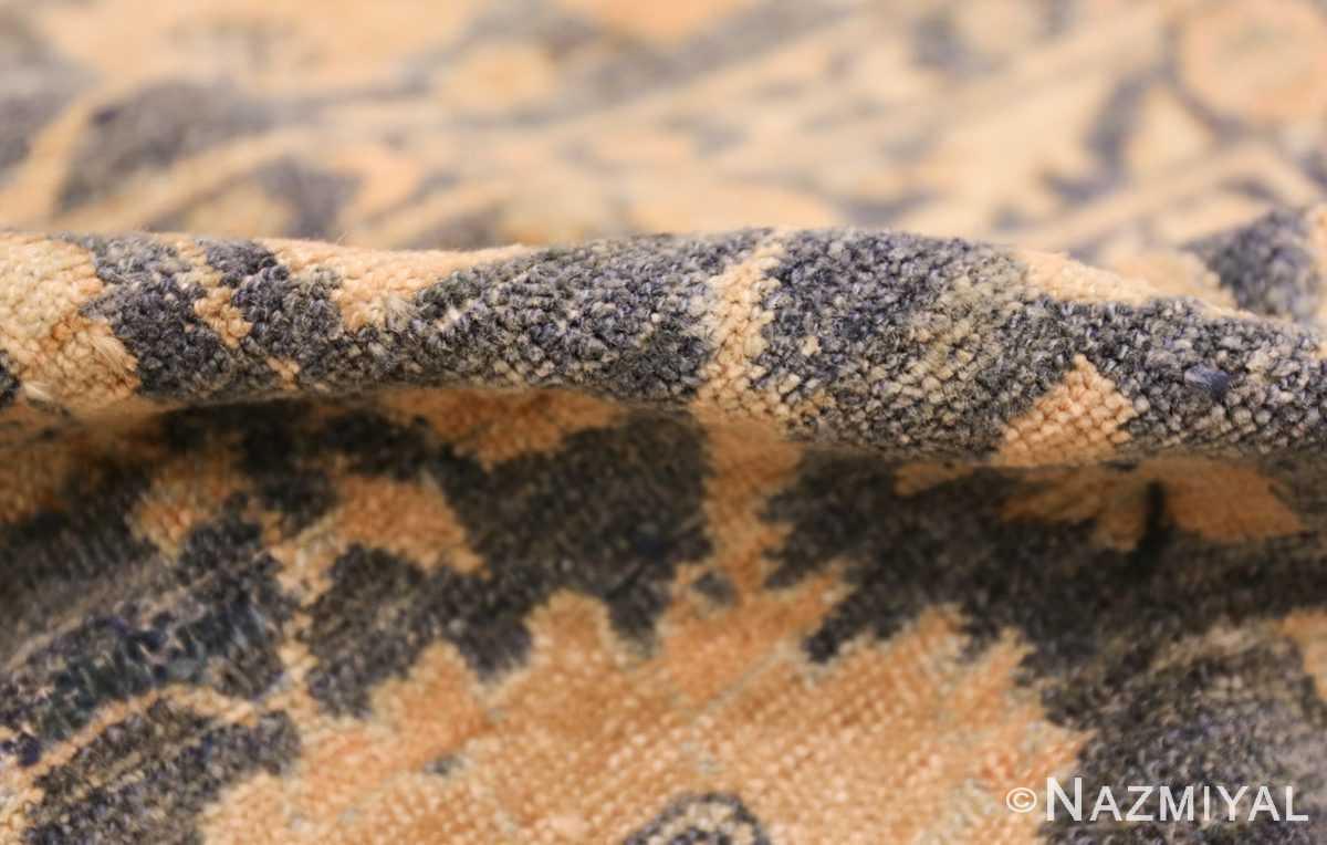 dark background antique tabriz persian rug 49244 pile Nazmiyal