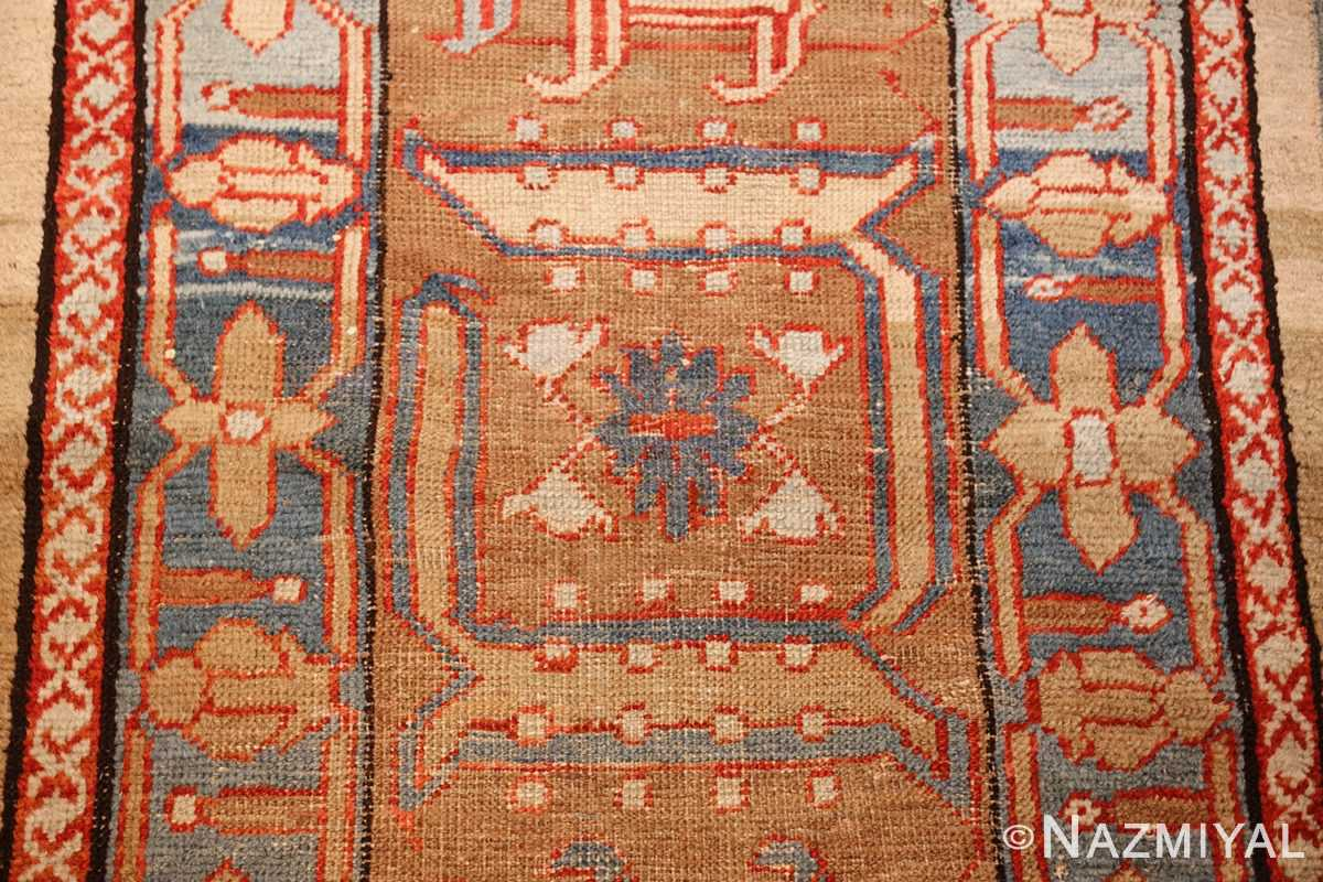 long antique bakshaish persian rug runner 49278 design Nazmiyal
