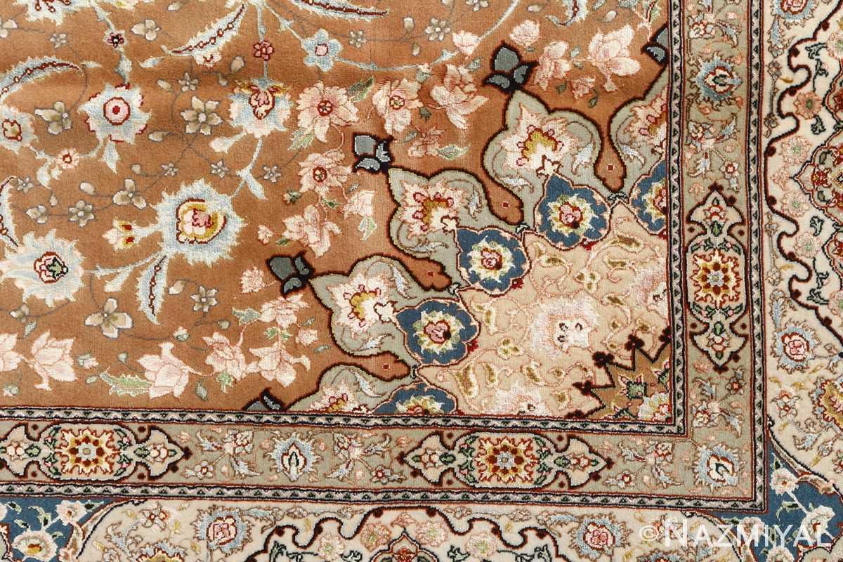 shahsavarpour design vintage tabriz persian rug 51158 design Nazmiyal