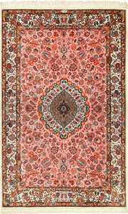 animal motif silk modern qum persian rug 49419 Nazmiyal