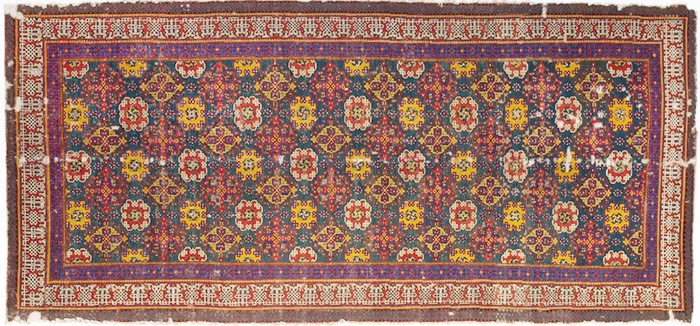 Antique Holbein Rug Nazmiyal