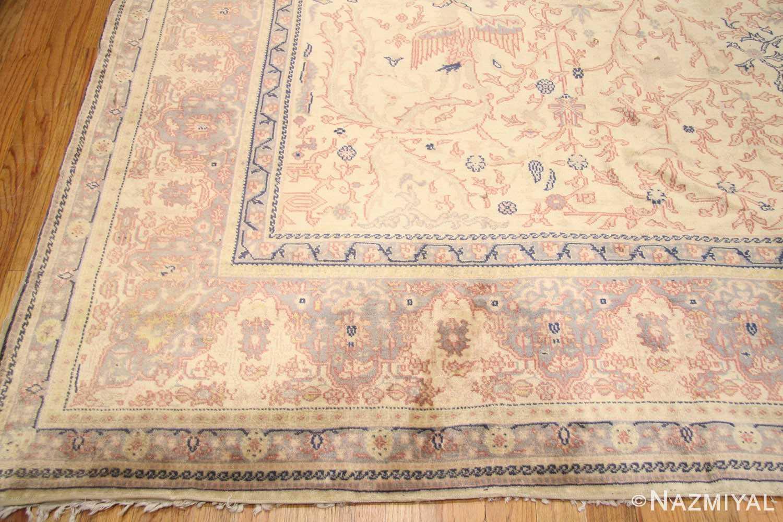 antique turkish sivas rug 49429 corner Nazmiyal