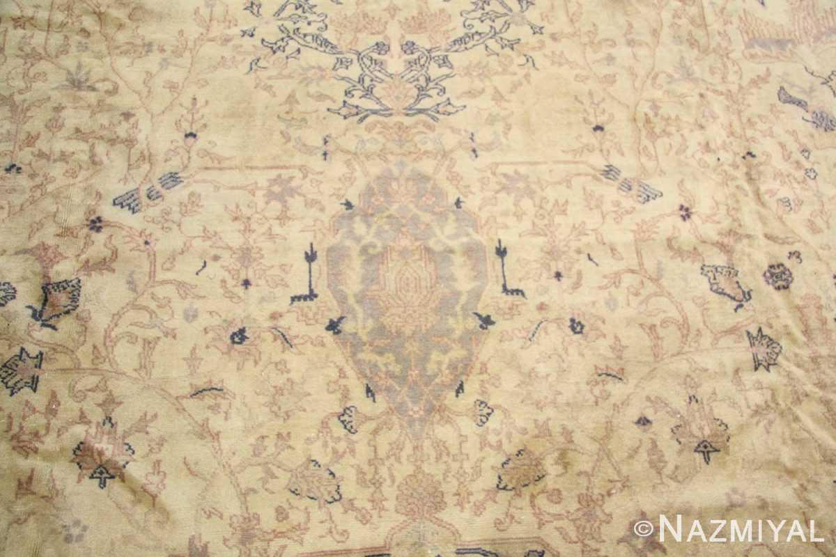 antique turkish sivas rug 49429 design Nazmiyal