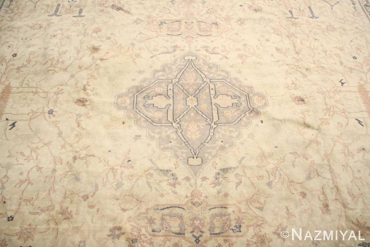 antique turkish sivas rug 49429 medallion Nazmiyal