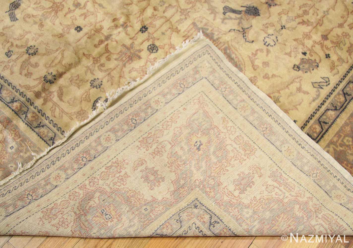 antique turkish sivas rug 49429 weave Nazmiyal
