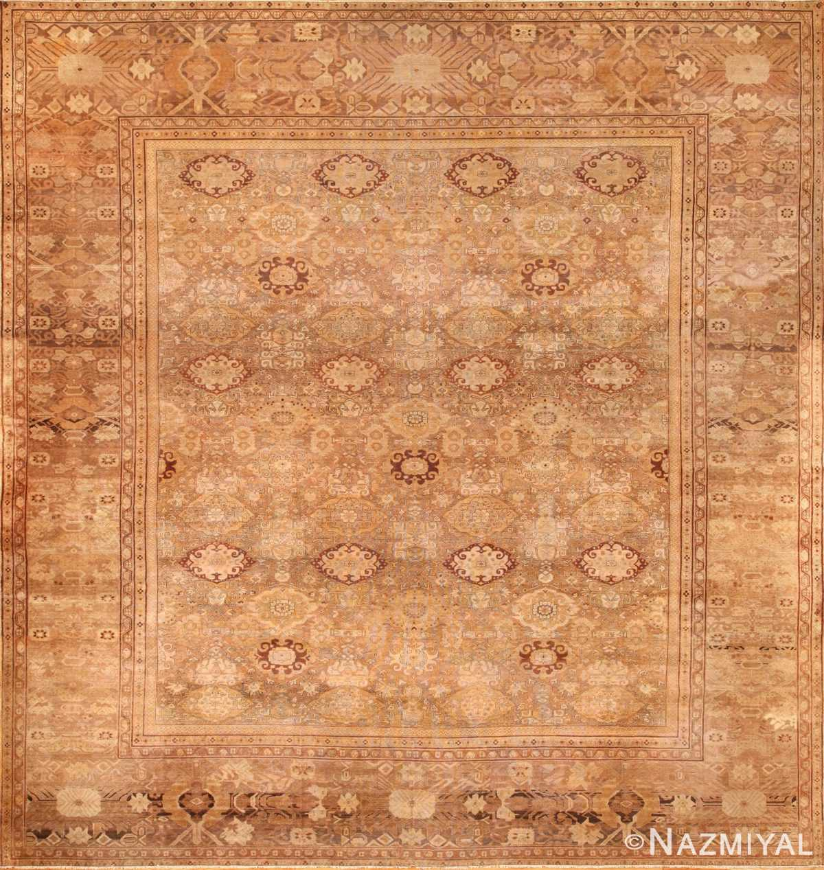 large antique amritsar indian rug 50721 Nazmiyal