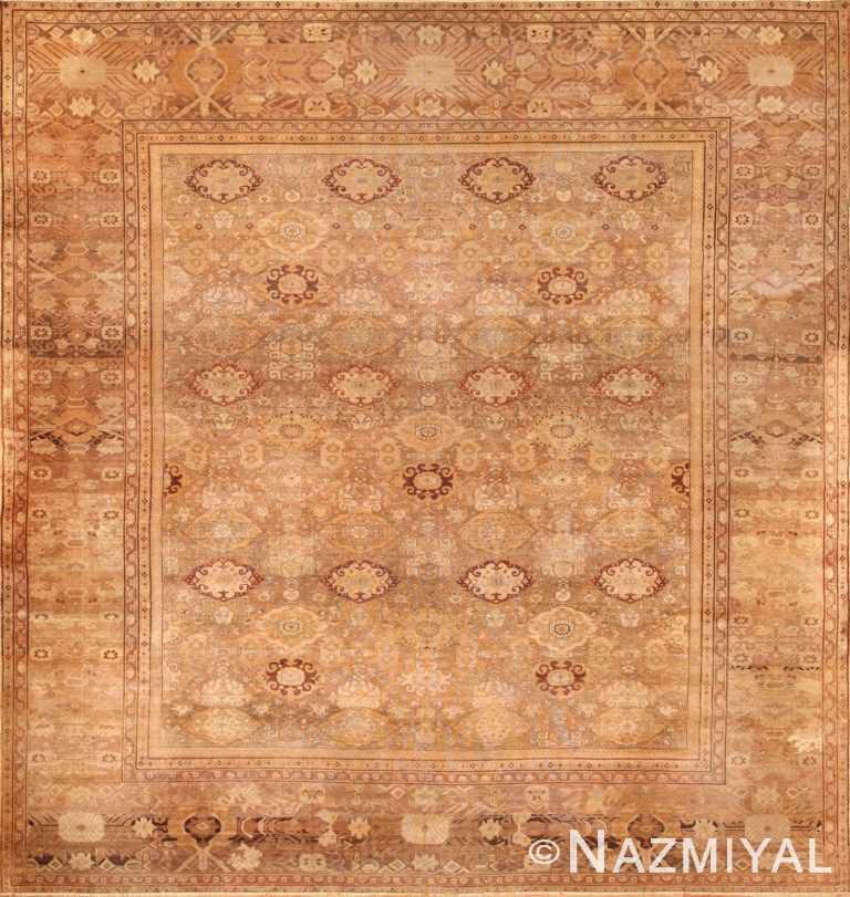 large antique amritsar indian rug 50721 Nazmiyal