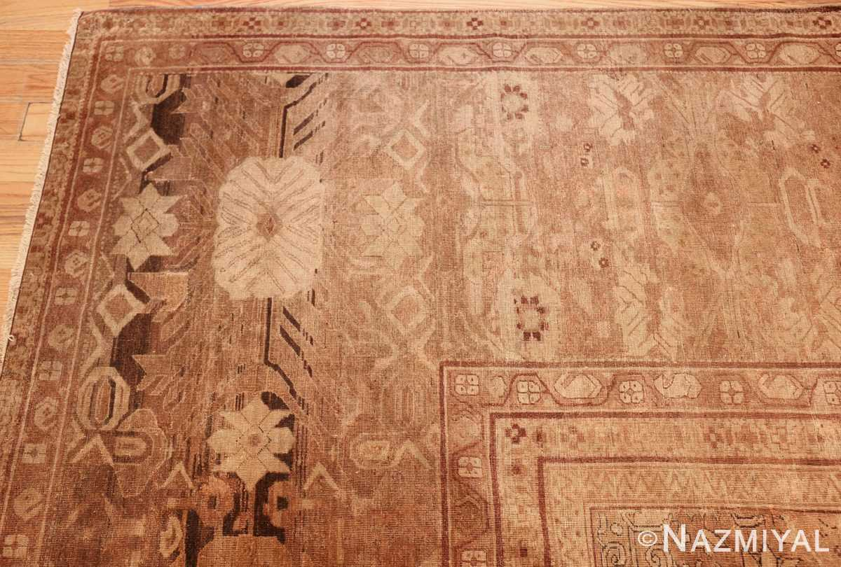 large antique amritsar indian rug 50721 border Nazmiyal