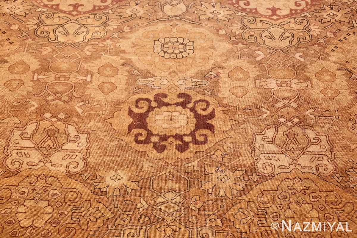 large antique amritsar indian rug 50721 design Nazmiyal