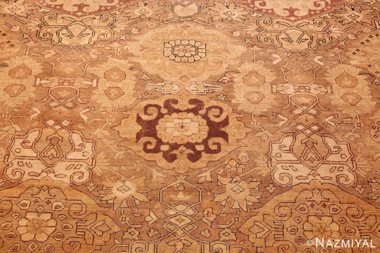 large antique amritsar indian rug 50721 design Nazmiyal