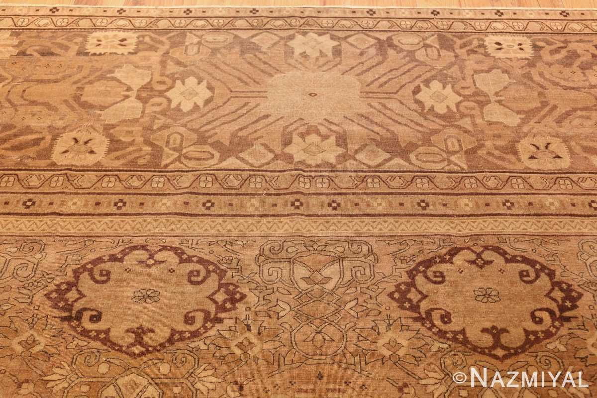 large antique amritsar indian rug 50721 top Nazmiyal