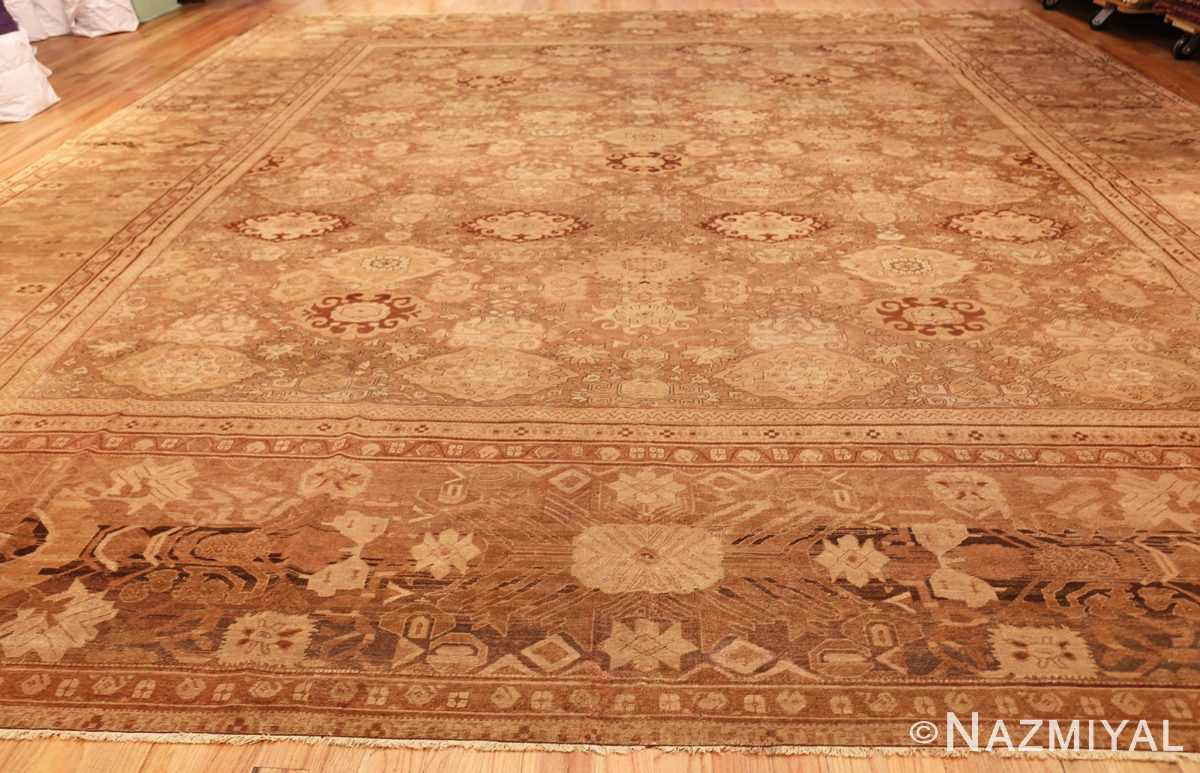 large antique amritsar indian rug 50721 whole Nazmiyal