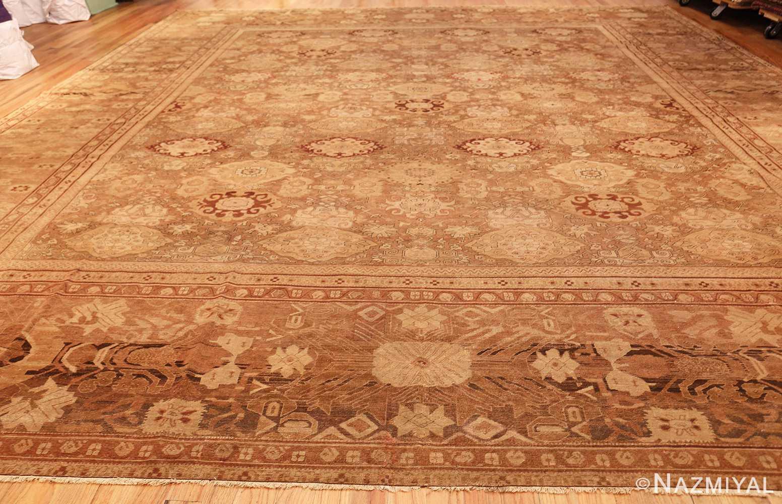 large antique amritsar indian rug 50721 whole Nazmiyal
