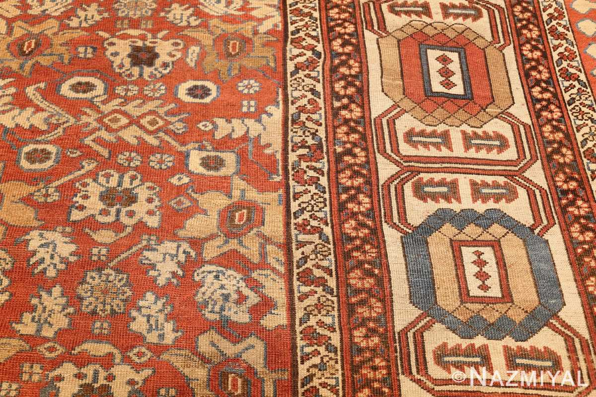 large size antique persian bakshaish rug 49394 design Nazmiyal