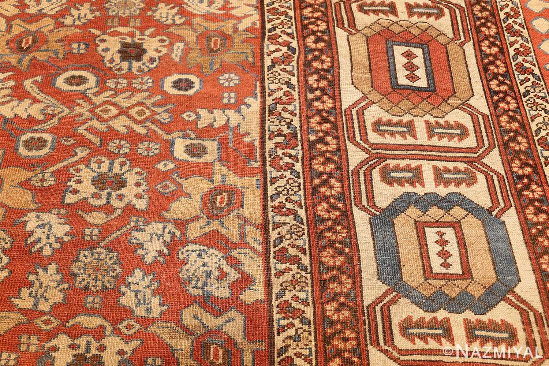 large size antique persian bakshaish rug 49394 design Nazmiyal