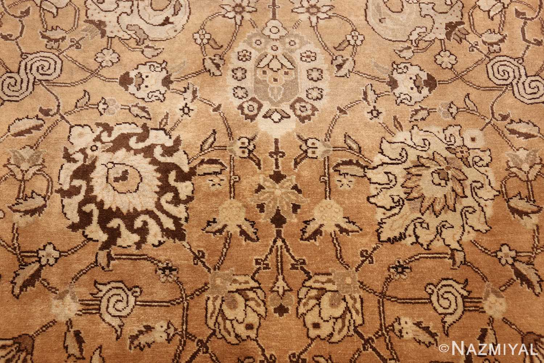 large vintage tabriz persian rug 43077 trio Nazmiyal