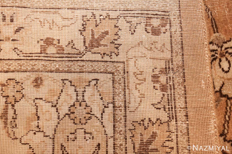 large vintage tabriz persian rug 43077 weave Nazmiyal
