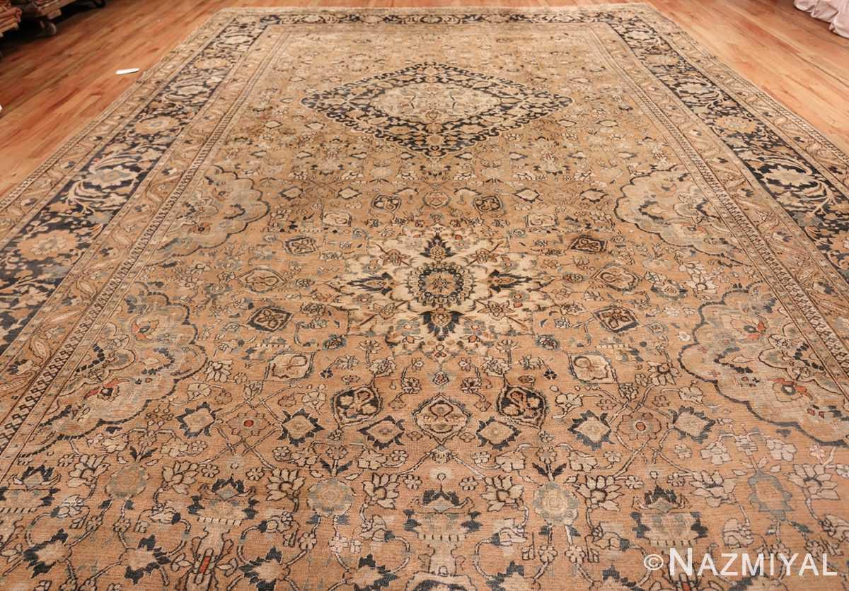 oversized antique khorassan persian rug 50664 whole Nazmiyal
