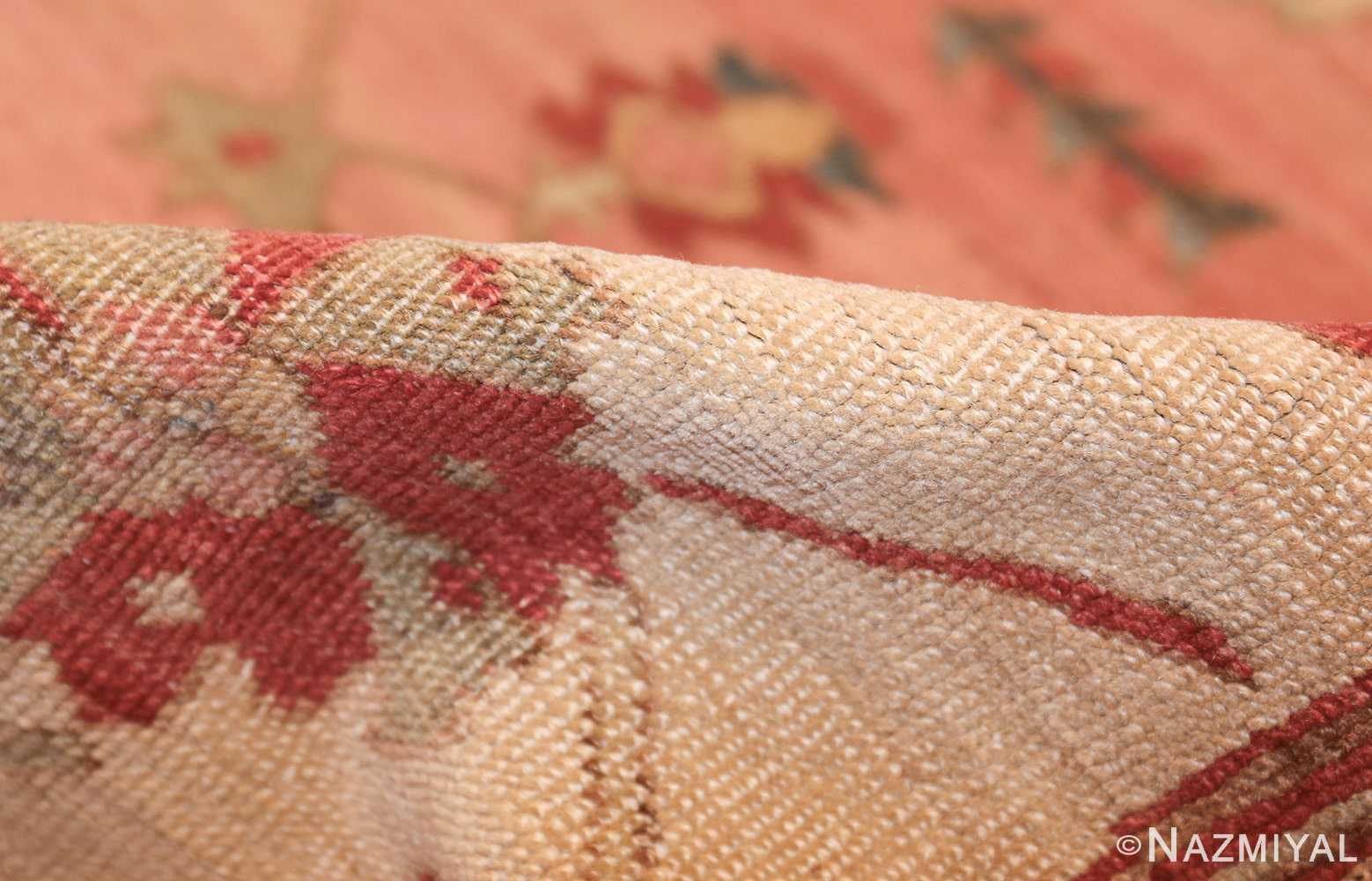 room size antique oriental persian serapi rug 49391 pile Nazmiyal