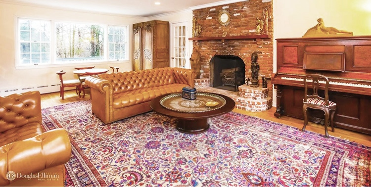 Antique Persian Rug in Stamford Connecticut Nazmiyal