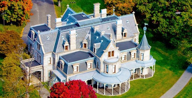 Lockwood Mathews Mansion in Norwalk CT Nazmiyal