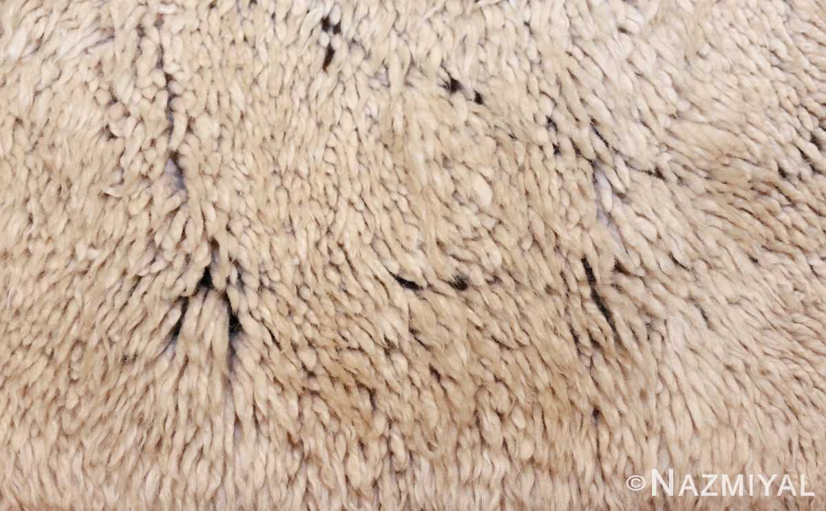 vintage geometric moroccan rug 49457 texture Nazmiyal