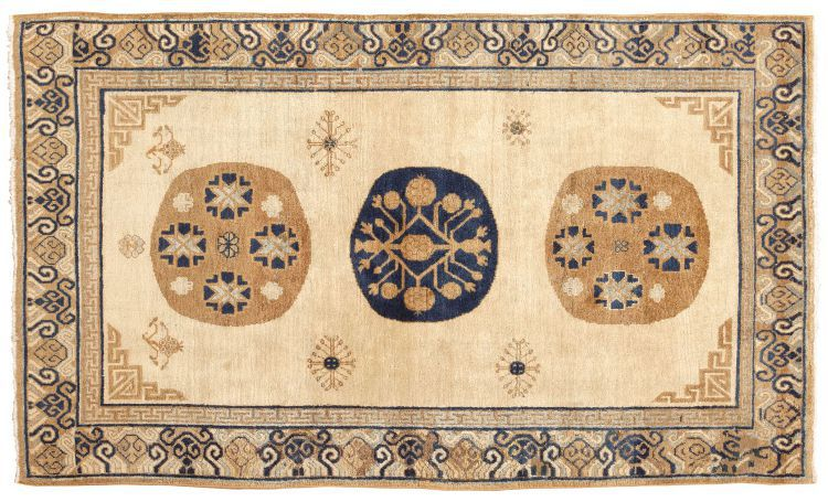 Khotan Rugs by Nazmiyal