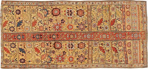 Antique Kurdish Rugs by Nazmiyal