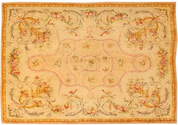 Antique Savonnerie Carpets from France