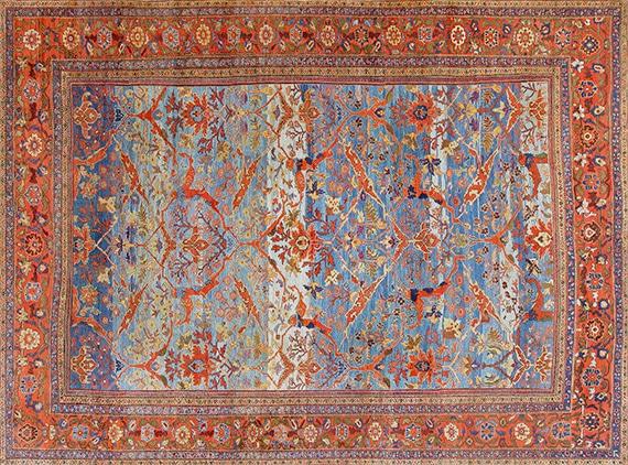 Handmade rugs by Nazmiyal