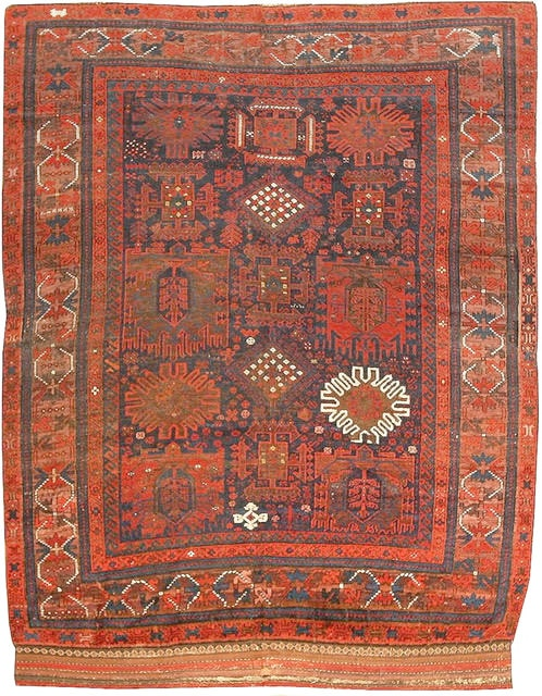 First Antique Rug Purchase Nazmiyal