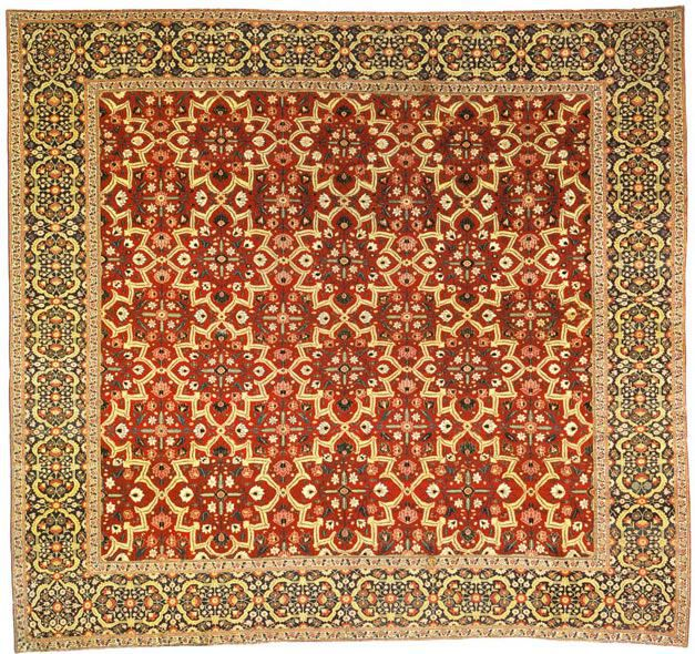 Mughal Rugs by Nazmiyal