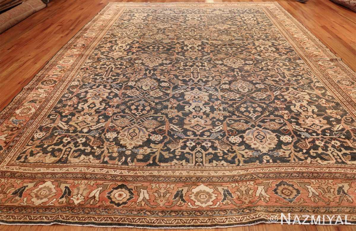 antique shabby chic mahal persian rug 49442 whole Nazmiyal