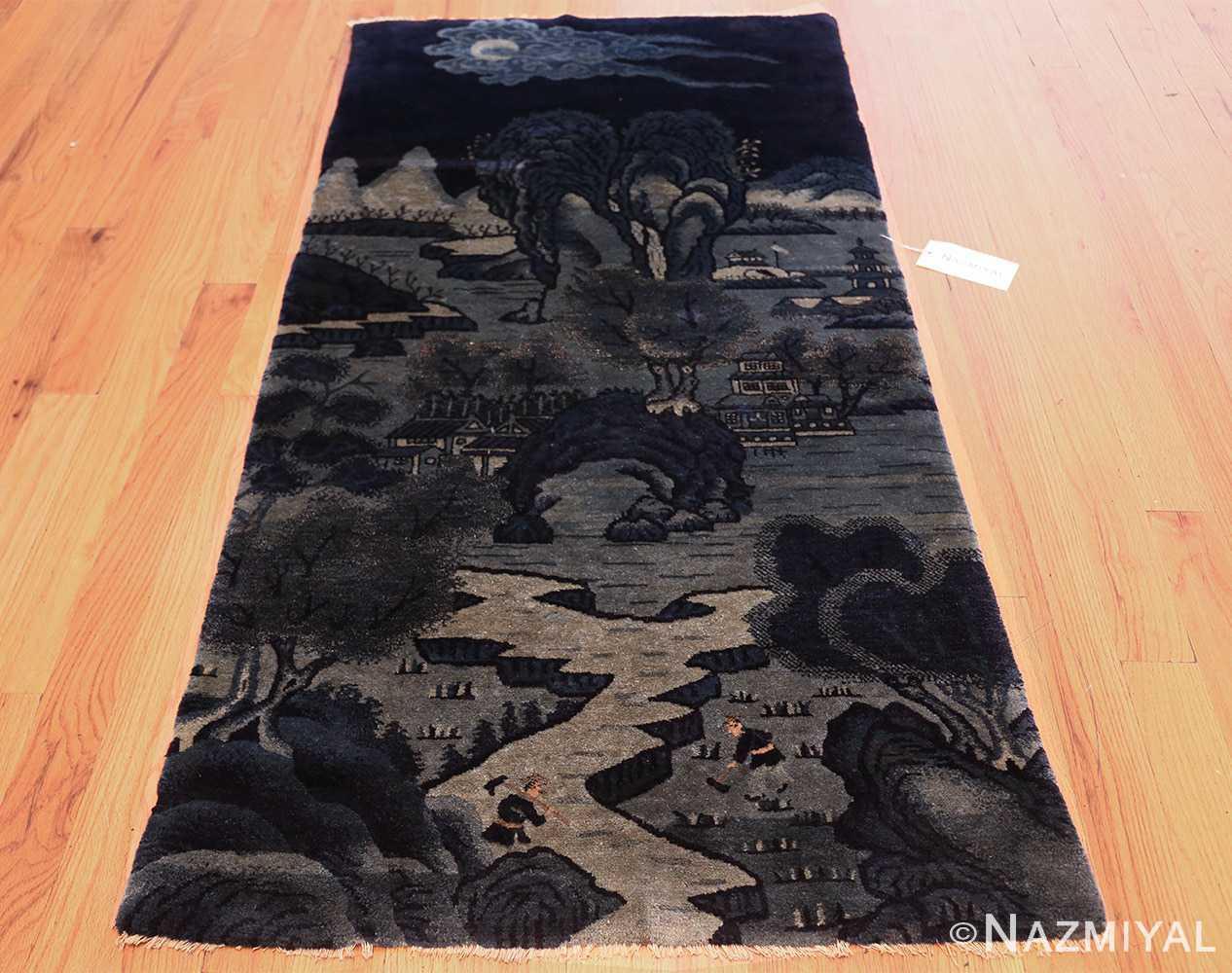 antique small chinese rug 49464 whole Nazmiyal