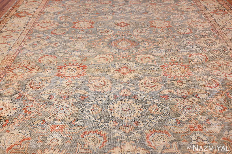 grayish background antique persian sultanabad rug 49388 entire Nazmiyal